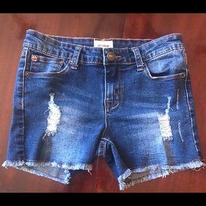 Hudson Girls Denim Shorts